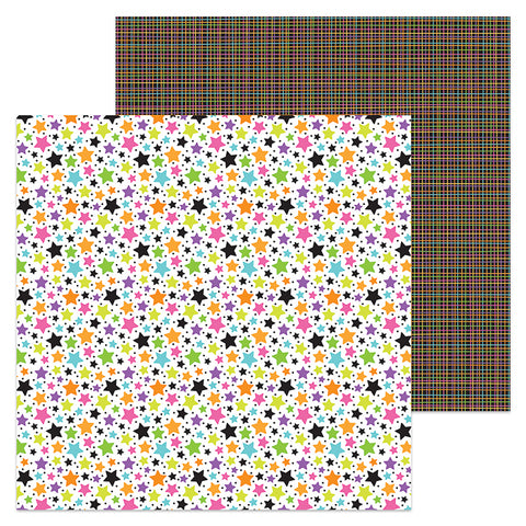Doodlebug Design Papers - Booville - Starbright - 2 Sheets