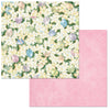 Bo Bunny Papers - Cottontail - Cottontail - 2 Sheets