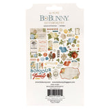 Bo Bunny Noteworthy Die-Cuts - Boulevard