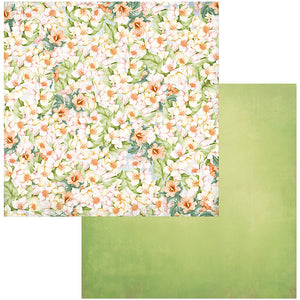 Bo Bunny Papers - Garden Grove - Ambiance - 2 Sheets