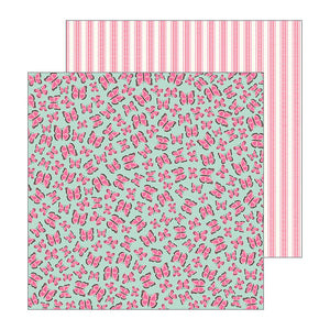 Pebbles Papers - Jen Hadfield - My Bright Life - Flutterby - 2 Sheets