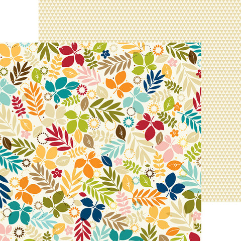 Bella Blvd Papers - Hello Autumn - Falling Into Fall - 2 Sheets
