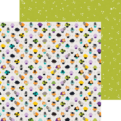 Bella Blvd Papers - Halloween Magic - Goblin Treats - 2 Sheets