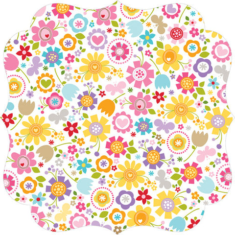 Bella Blvd Invisibles Die-Cut - Simply Spring - Awesome Blossom