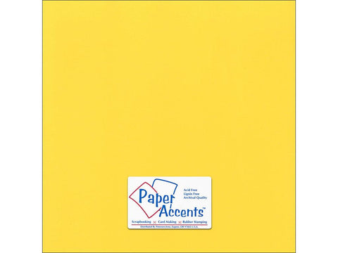 "Paper Accents™ Cardstock 12""x 12"" Canvas 80# Fireflies - Two Sheets"