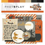 Photo Play Ephemera Die Cuts - All Hallows Eve