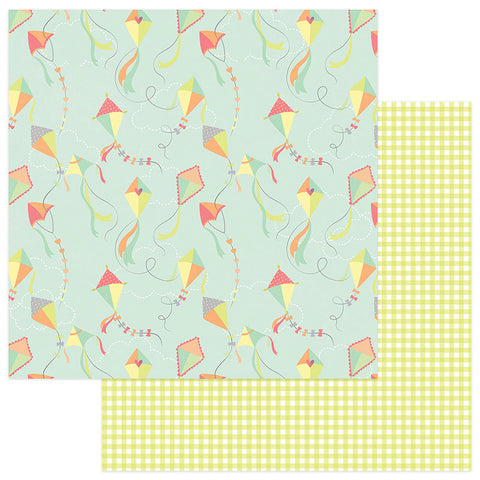 Photo Play Papers - About a Little Boy - Soar - 2 Sheets