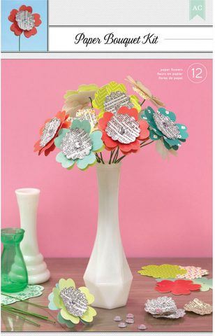 American Crafts Kit - Spring Bouquet