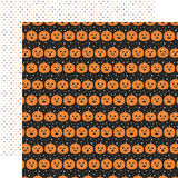 Echo Park Papers - Bewitched - Phantom Pumpkins - 2 Sheets