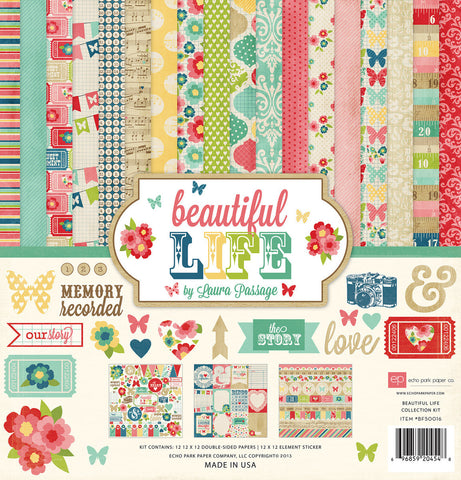 Echo Park Collection Kit - Beautiful Life