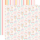 Echo Park Papers - Hello Baby Girl - Girl Mobiles - 2 Sheets