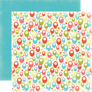 Carta Bella Papers - Summer Lovin' - Sunshine - 2 Sheets