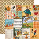 Carta Bella Cut-Outs - Autumn - Journaling Cards
