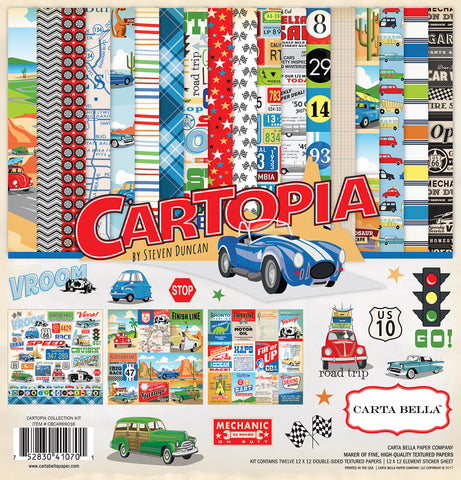 Carta Bella Collection Kit - Cartopia
