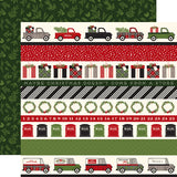 Carta Bella Cut-Outs - Christmas Delivery - Border Strips