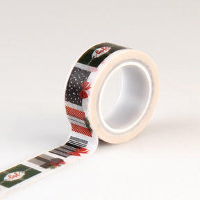 Carta Bella Washi Tape - Christmas Delivery - Presents