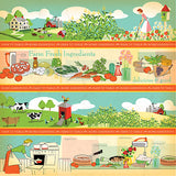 Carta Bella Cut-Outs - Country Kitchen - Border Strips