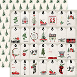 Carta Bella Cut-Outs - Christmas Market - Gift Tags