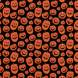 Carta Bella Papers - Happy Halloween - Laughing Pumpkins - 2 Sheets