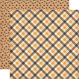 Carta Bella Papers - Hello Fall - Cozy Fall - 2 Sheets