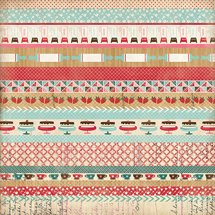 Carta Bella Cut-Outs - Home Sweet Home - Border Strips