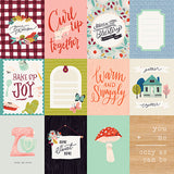 Carta Bella Cut-Outs - Our House - 3x4 Journaling
