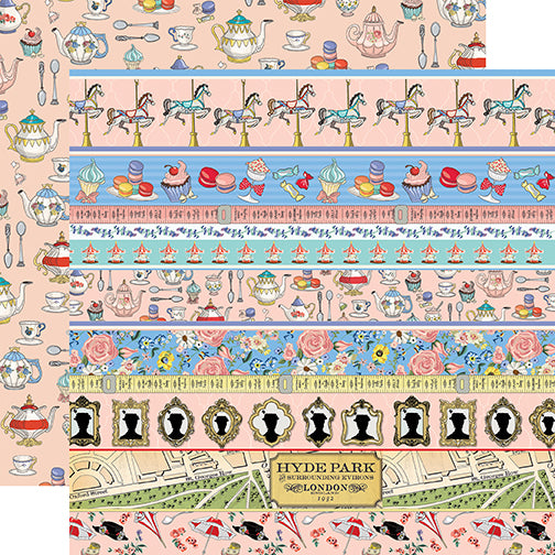 Carta Bella Cut-Outs - Practically Perfect - Border Strips