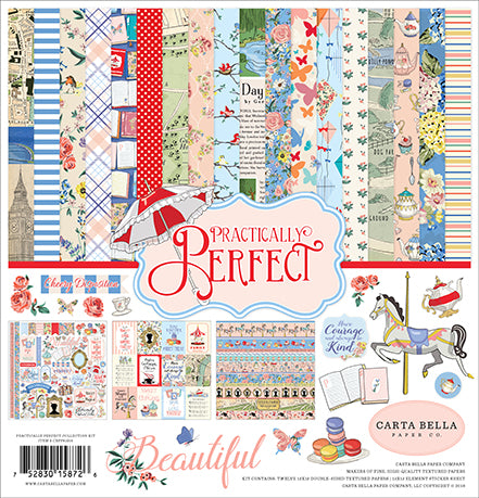 Carta Bella Collection Kit - Practically Perfect