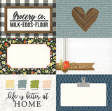 Carta Bella Cut-Outs - Welcome Home - 4x6 Journaling Cards