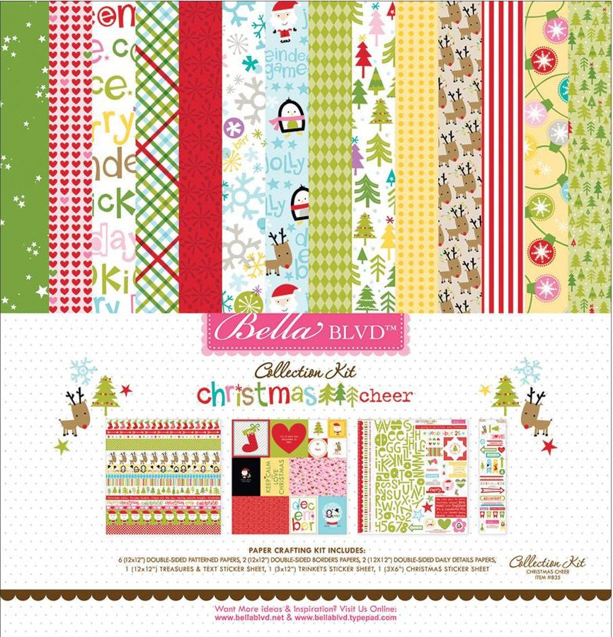 Bella Blvd Collection Kit - Christmas Cheer