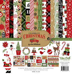 Echo Park Collection Kit - Celebrate Christmas
