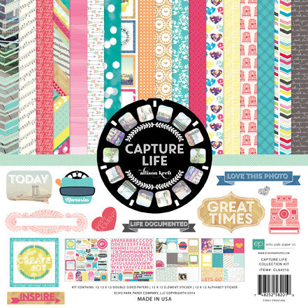 Echo Park Collection Kit - Capture Life