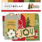 Photo Play Ephemera Die Cuts - Christmas Memories - Tags