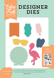 Echo Park Stamp and Die Set - Summer Dreams - I Heart Summer