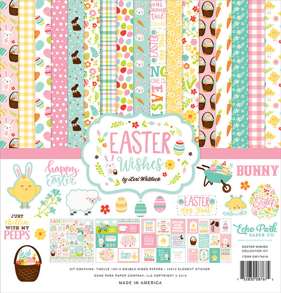 Echo Park Collection Kit - Easter Wishes