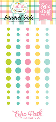 Echo Park Enamel Dots - Easter Wishes