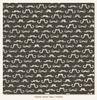 My Mind's Eye Paper - Frightful - Stache - 2 Sheets