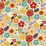 Echo Park Papers - Fall is in the Air - Fall Floral - 2 Sheets