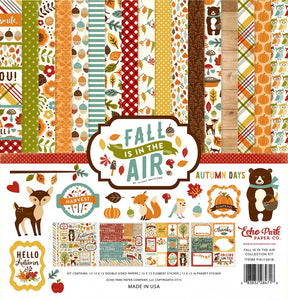 Echo Park Collection Kit - Fall is in the Air