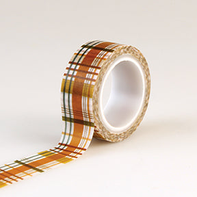 Echo Park Washi Tape - Fall is in the Air - Plaid