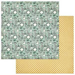 Photo Play Papers - Fresh Picked - From Our Kitchen - 2 Sheets