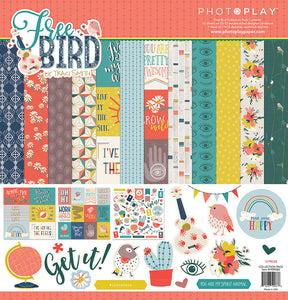 Photo Play Paper Collection Kit - Free Bird