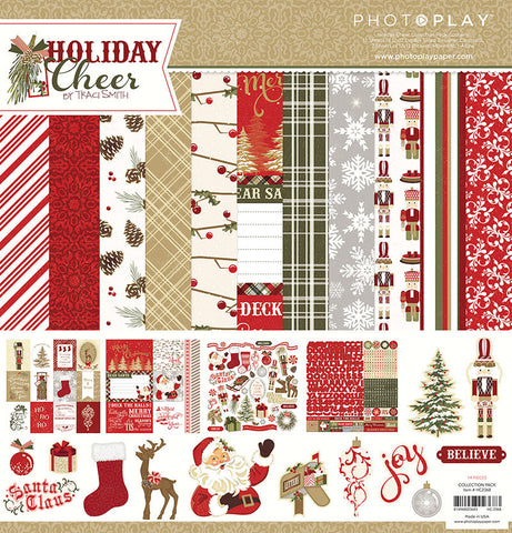 Photo Play Paper Collection Kit - Holiday Cheer