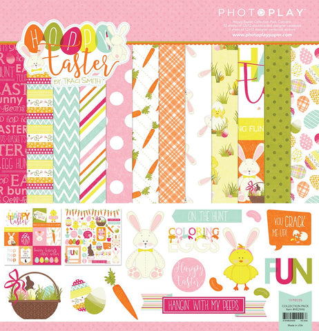 Photo Play Paper Collection Kit - Hoppy Easter