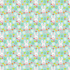 Echo Park Papers - Hello Easter - Hoppy Easter - 2 Sheets