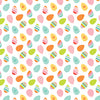 Echo Park Papers - Hello Easter - Egg-Cited - 2 Sheets