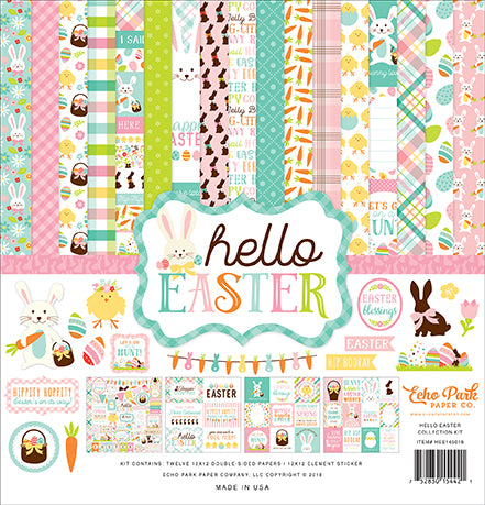 Echo Park Collection Kit - Hello Easter