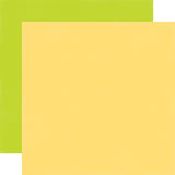 Echo Park Papers - Hello Easter - Yellow/Green - 2 Sheets