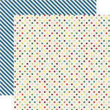 Echo Park Papers - Homegrown - Homegrown Dots - 2 Sheets
