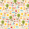 Echo Park Papers - Happy Summer - Sunny Day - 2 Sheets
